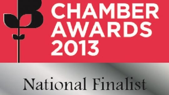Most Promising New Business in the East of England 2013