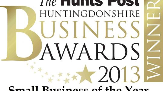 Small Business of the Year and Business Development Award 2013