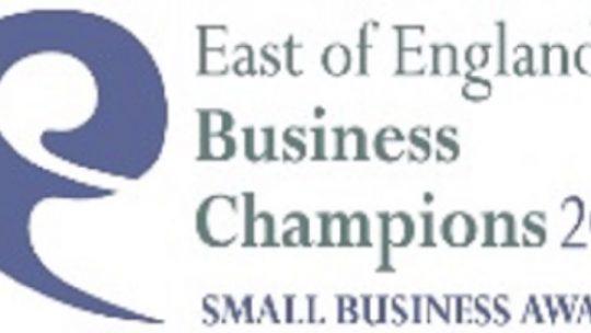 Finalists – Cambridgeshire Business Champions 2014