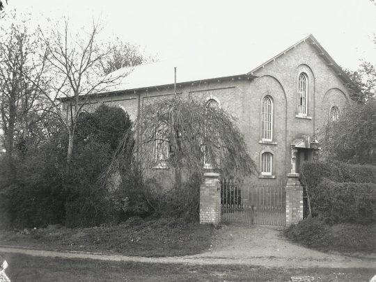 Chapel Renovation Video