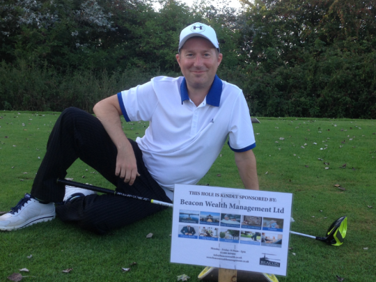 Marlow House Golf Day
