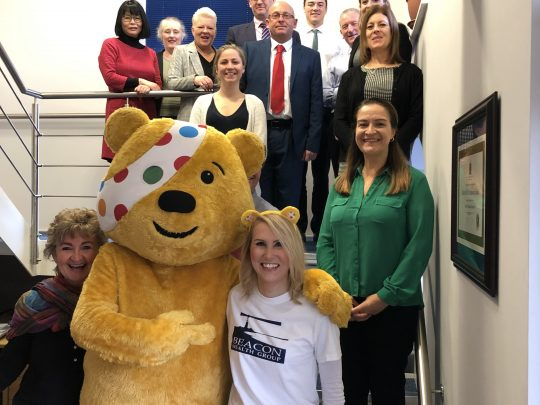 Get Together For BBC Children in Need