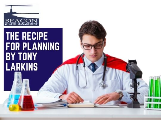 The Recipe for Planning